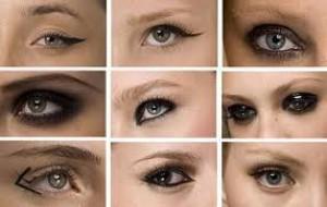 Veja como destacar os olhos com a cor certa de maquiagem