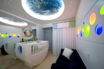 quarto de bebe sexo masculino Ideias modernas para decorar quarto