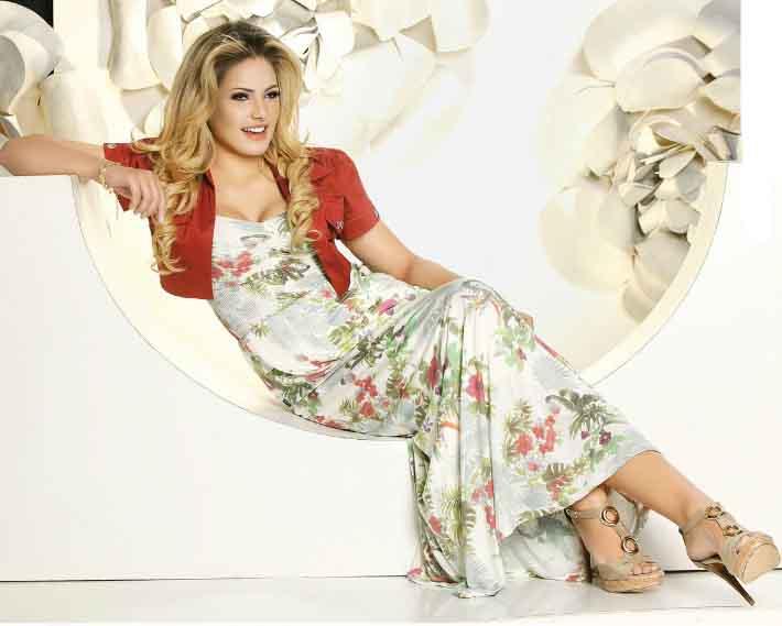 283694 moda primavera evangélica Modelos de vestidos que estão em alta na primavera