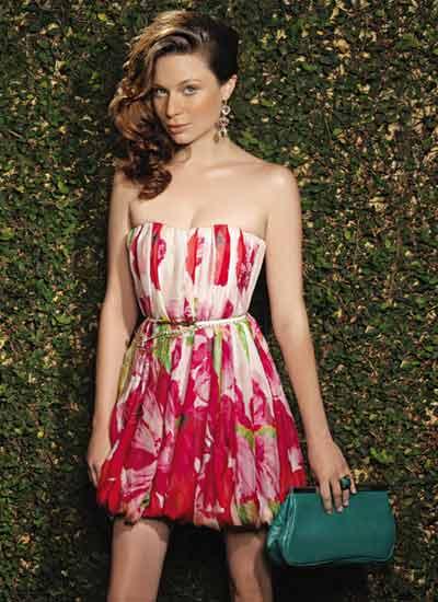 283694 tomara que caia primavera Modelos de vestidos que estão em alta na primavera