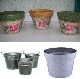 284871 vasos para flores Decoração com arranjos e vasos de flores