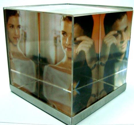285072 cubo cristal  Idéias de decoração com cristais