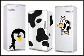 285903 papel de parede na geladeira Maneiras criativas de mudar o visual da geladeira