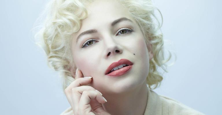 286749 michelle wiliams filme marilyn Novo filme sobre  Marilyn Monroe