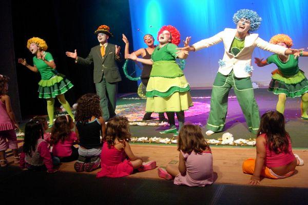 Programação de Teatros Infantis SP