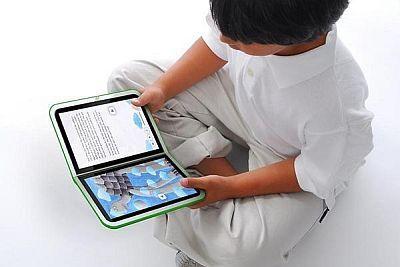 Sugestões de livros infantis para e-readers