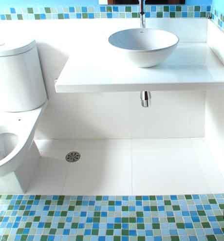 287023 revestimento ecológico Novidades de revestimentos para banheiros
