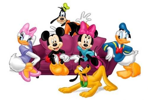 287701 personagem Os personagens infantis favoritos das crianças