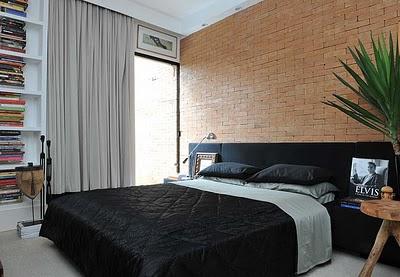 289183 Sugestões de decoração interna com tijolos 3 Sugestões de decoração interna com tijolos