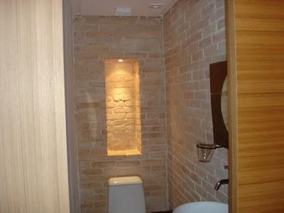 289183 Sugestões de decoração interna com tijolos 4 Sugestões de decoração interna com tijolos