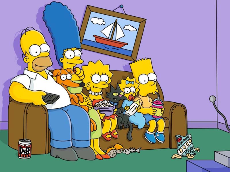 289688 simpsons Fox confirma mais duas temporadas de Os Simpsons