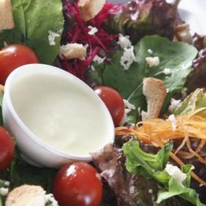 290545 rucula com tomate cereja 300x300 Receitas de saladas deliciosas