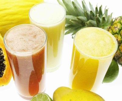 Sucos naturais receitas