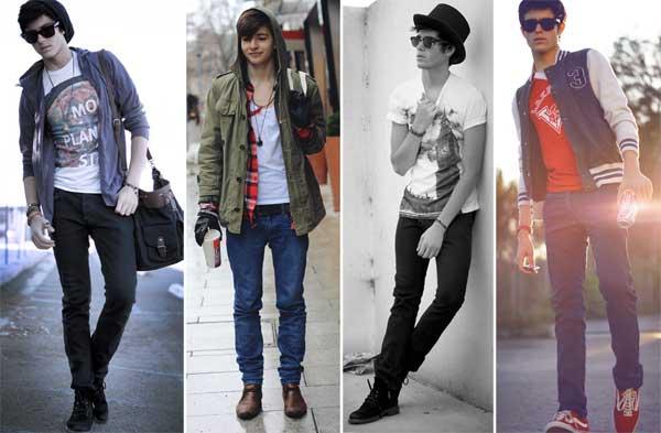 291341 camiseta jeans Moda Masculina   Dicas e Como Usar