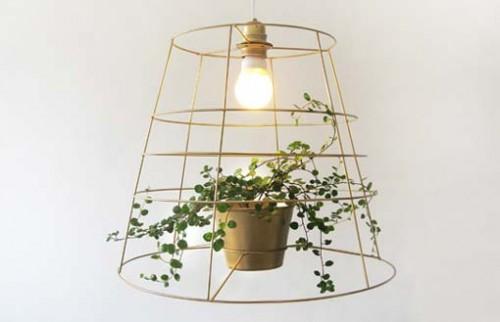 291832 lustre com planta Aprenda a usar lustres pendentes na decoração