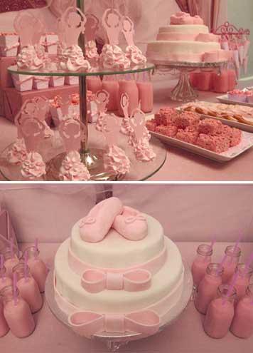 292208 tema bailarina Temas de decoração para festa de aniversário de 1 ano