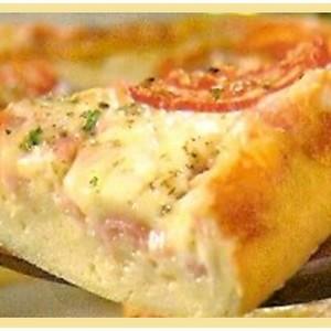 292266 torta de queijo e presunto 300x300 Tortas salgadas fáceis de preparar