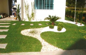 Ideias para decoração de jardim simples