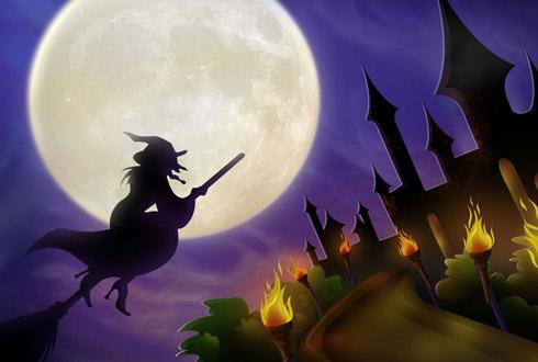 A festa de Halloween apresenta uma rica simbologia. (Foto: Divulgação)