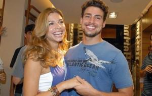 Grazi Massafera está grávida de Cauã Reymond