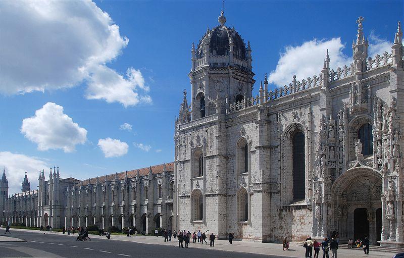 294203 800px Jer%C3%B3nimos April 2009 4 Melhores pontos turísticos de Portugal