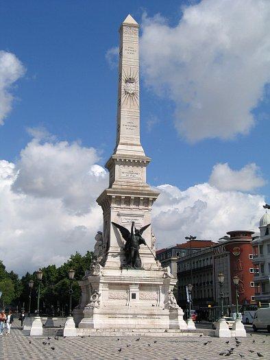 294203 MonumentoRestauradoresLisboa Melhores pontos turísticos de Portugal