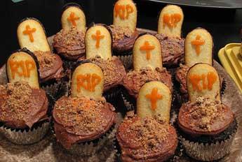 294367 Cupcake Halloween 1 Decoração de cupcakes para Halloween, dicas, fotos