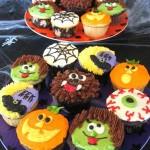 294367 aprenda a fazer decoracao de cupcakes para halloween 150x150 Decoração de cupcakes para Halloween, dicas, fotos