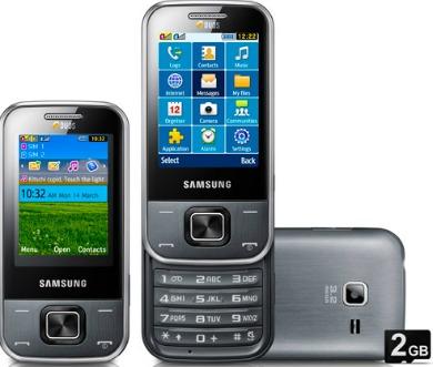 294384 Celular Samsung Duos Slider Celulares femininos da Samsung: modelos, preços