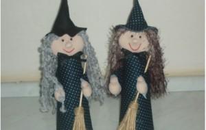 Ideias de artesanato para o dia das bruxas