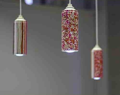 294466 Luminárias Diferentes 5 Luminárias diferentes para decorar a casa