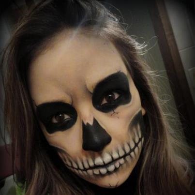Teens Glitters Halloween
