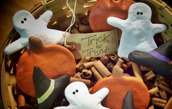 294928 criaturas com massa de sal para o halloween Enfeites para o Halloween   Como confeccionar, dicas