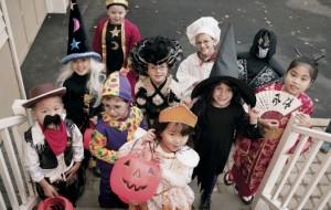 Comemoração do Halloween pelo mundo