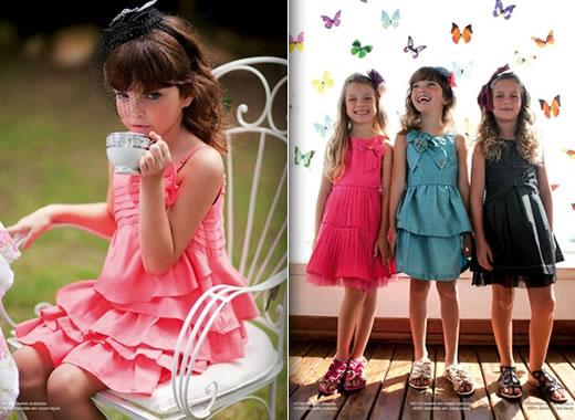 295743 Moda Infantil Primavera Verão 2012 2 Roupas fresquinhas: moda infantil primavera verão 2012