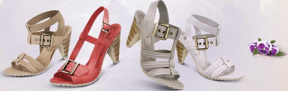 295862 sandálias azaleia Calçados femininos Azaleia Primavera Verão 2012