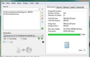 Descubra que gravar CDs é muito fácil com o ImgBurn