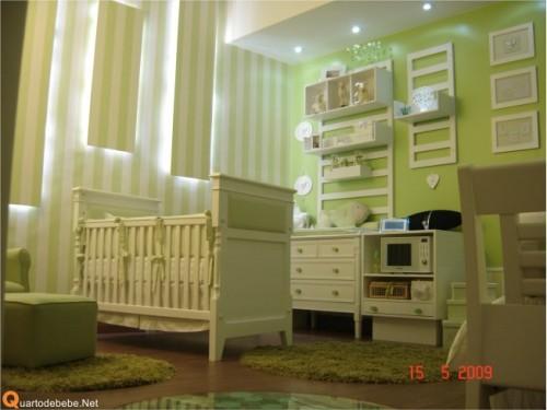 296204 decoracao quarto bebe fundo mar 500x375 Tema fundo do mar para decorar quarto de bebê