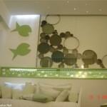 296204 quarto bebe fundo mar verde 150x150 Tema fundo do mar para decorar quarto de bebê