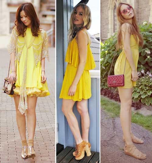 296578 amarelo amarelo Como usar Amarelo – Tendência para o verão