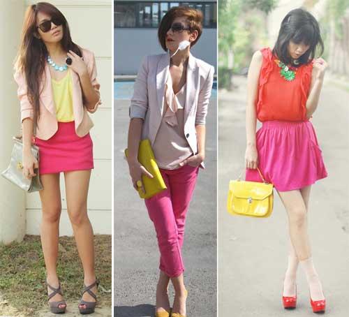 296578 amarelo rosa Como usar Amarelo – Tendência para o verão