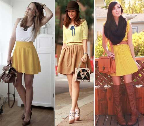 296578 amarelo terrosos Como usar Amarelo – Tendência para o verão