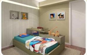 Ideias de decoração para quartos de crianças