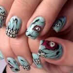 297130 ideias de unhas decoradas para o halloween4 150x150 Unhas decoradas para o Halloween 2012, dicas, ideias
