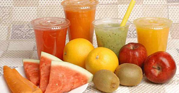 297345 sucos para emagrecer 1 Sucos de frutas para emagrecer