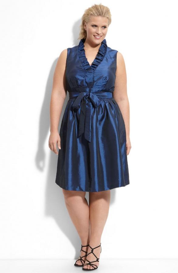 29747 elegancia a o se vestir com roupas cl%C3%A1ssicas e escuras Moda para Gordinhas