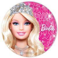 297766 barbie Decoração de aniversário de meninas com temas da Barbie