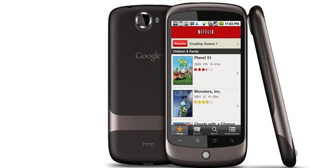 298304 netflix android Netflix está disponível para sistemas Android e iOS