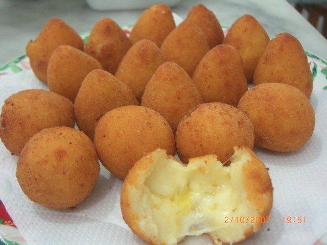 298515 croquete de quijo 3 Receita de croquete de queijo