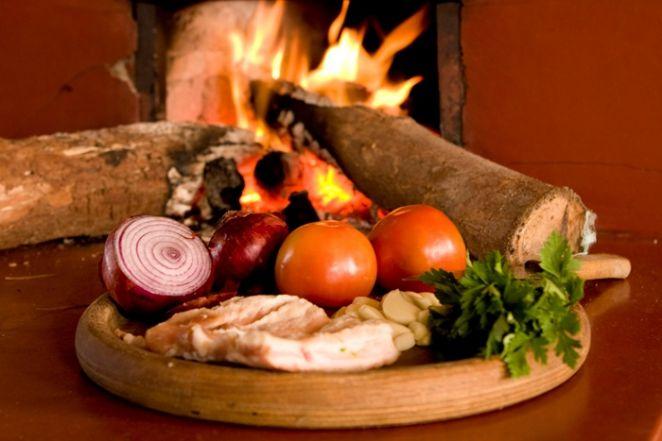 298689 forno a lenha 1 Sugestões de pratos para preparar no forno a lenha
